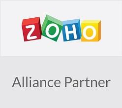 Zoho-Partner Demo aanvragen